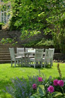 Can Garden Furniture Go on Grass? 1