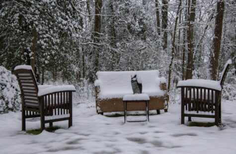 Can Garden Furniture Cushions Be Left Outside? 2