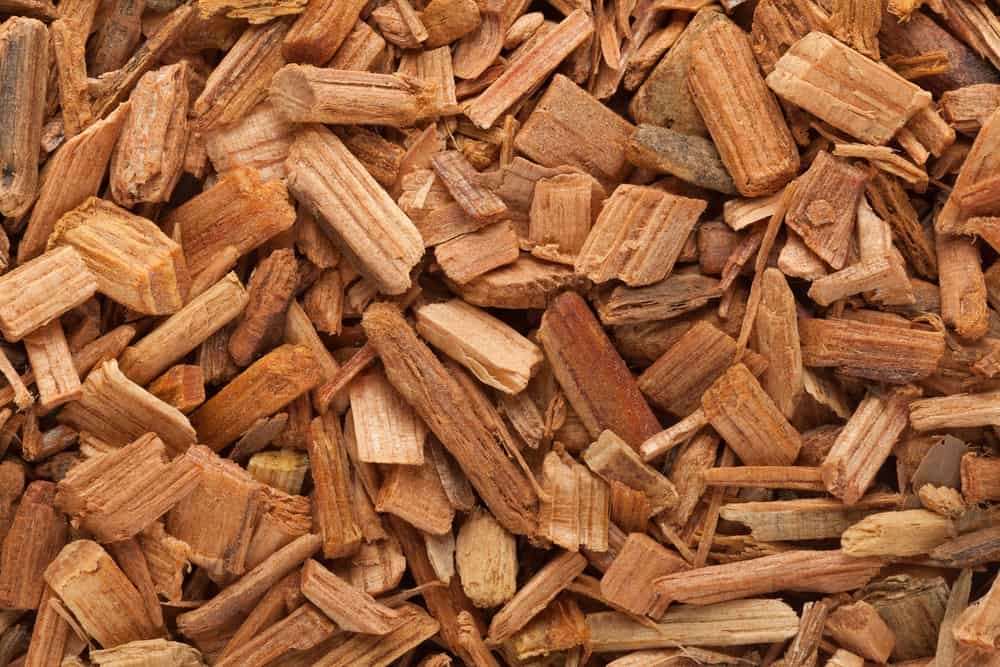 cedarwood chips