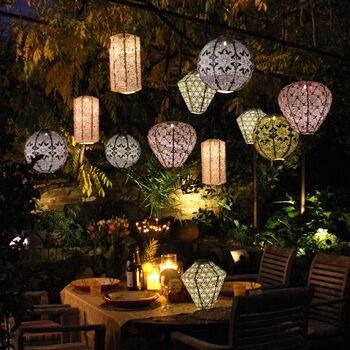 decorate gazebo for party
