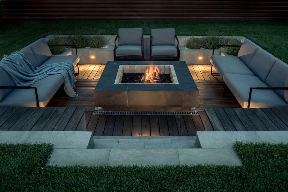 design fire pit