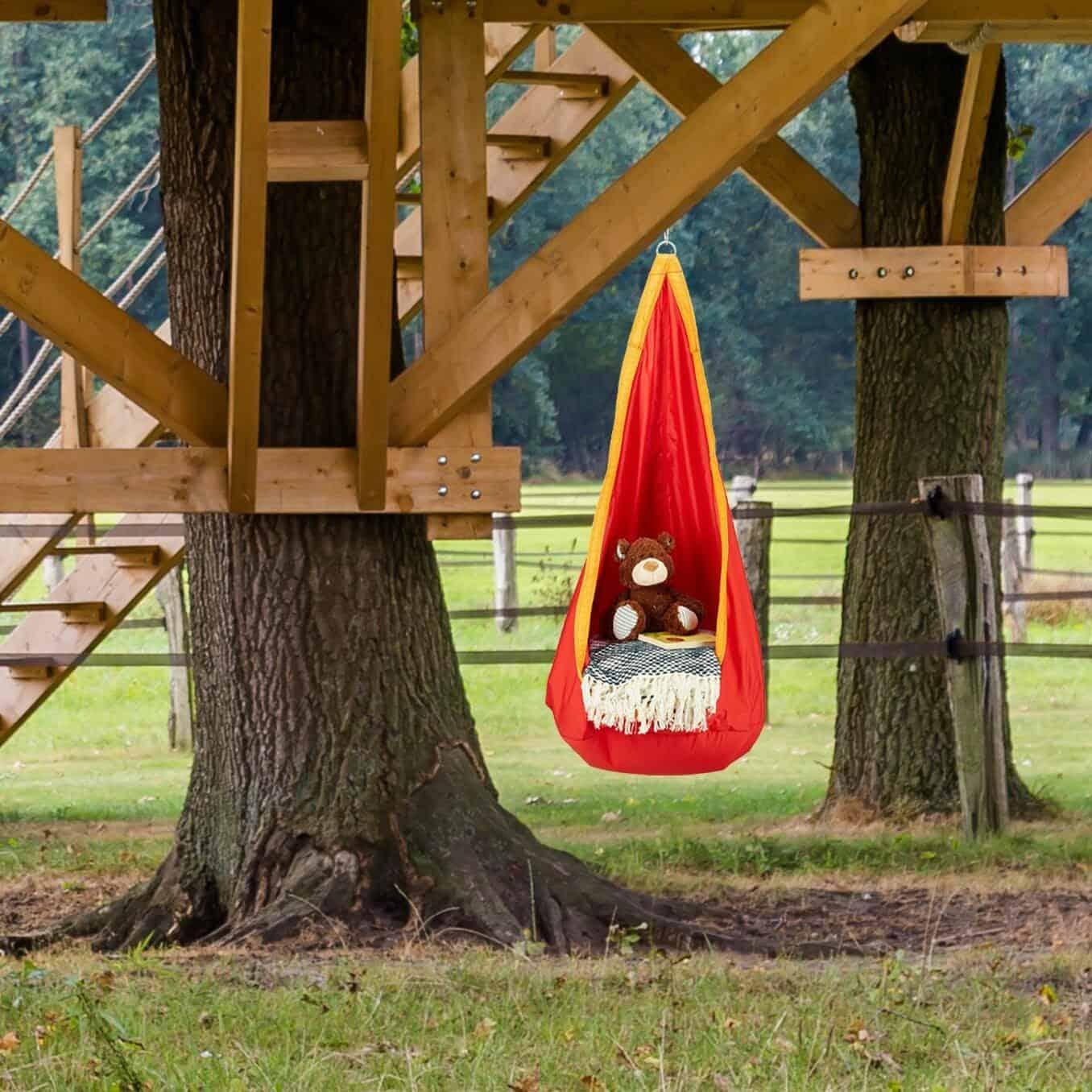 garden hanging chair for kids