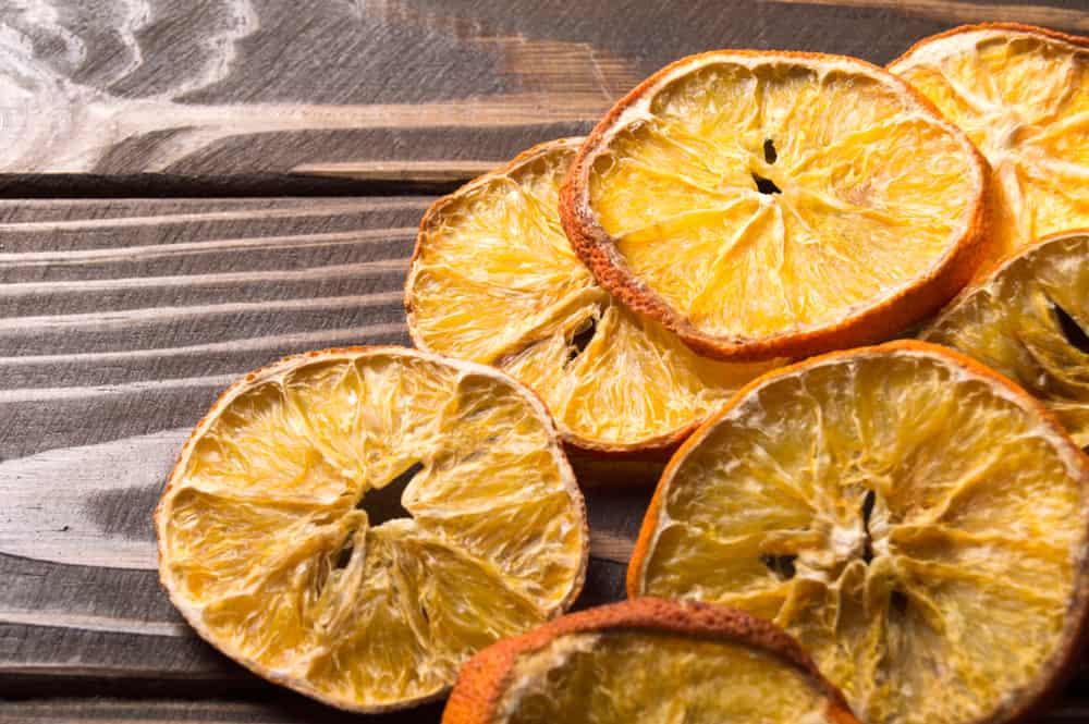 lemon and orange potpourri
