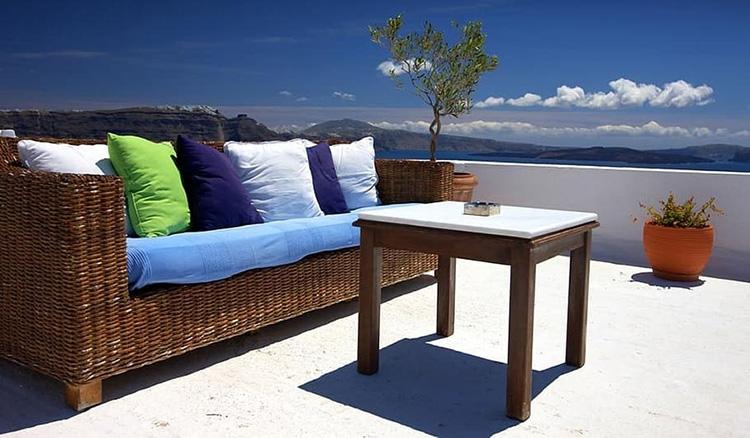 make cushions for garden furniture