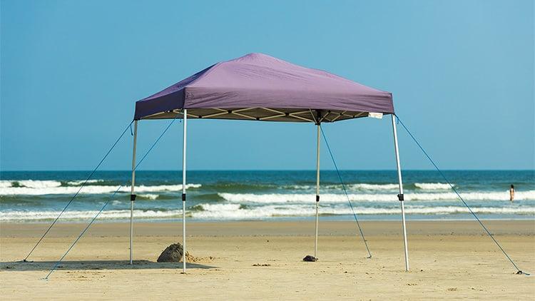put up a pop up gazebo tent