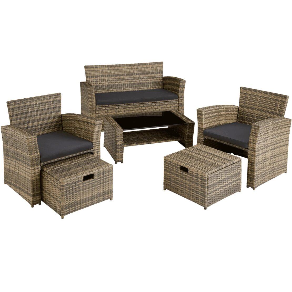 rattan furniture set