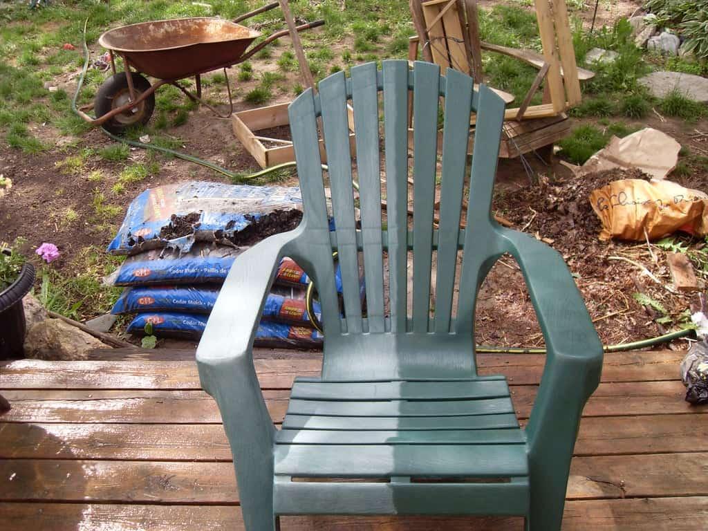 renew plastic chair