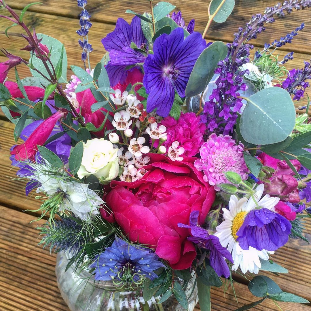 How to Make a Flower Box Bouquet 1