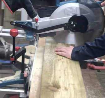 How To Make Garden Furniture From Railway Sleepers 1