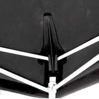 gazebo anti-water pooling device