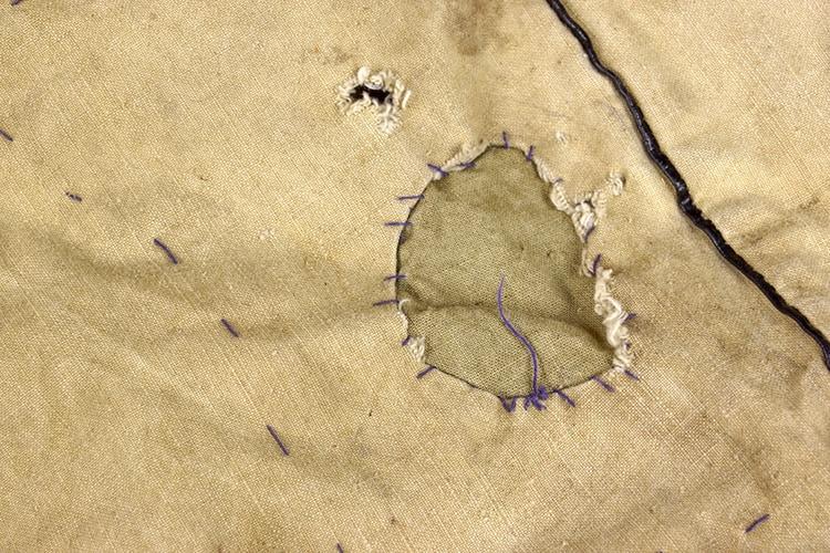 repair canvas gazebo canopy