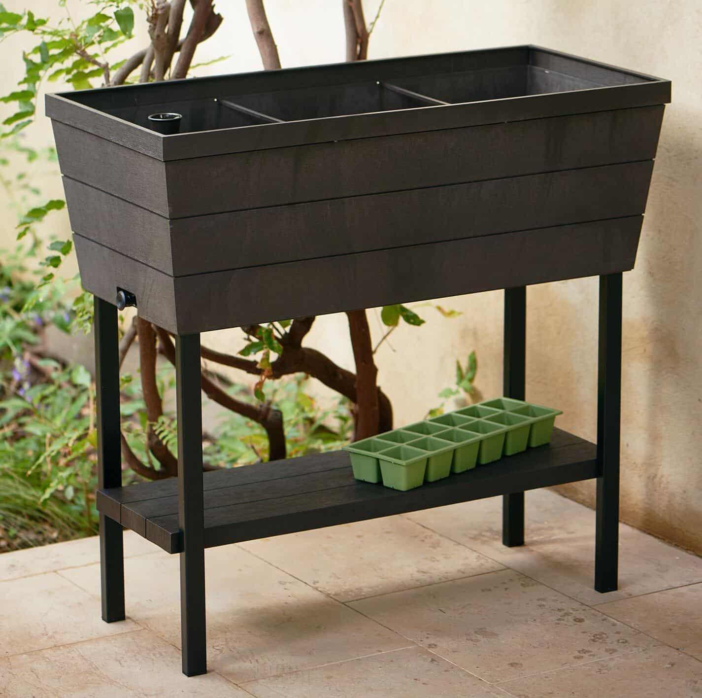 Keter watering planter box
