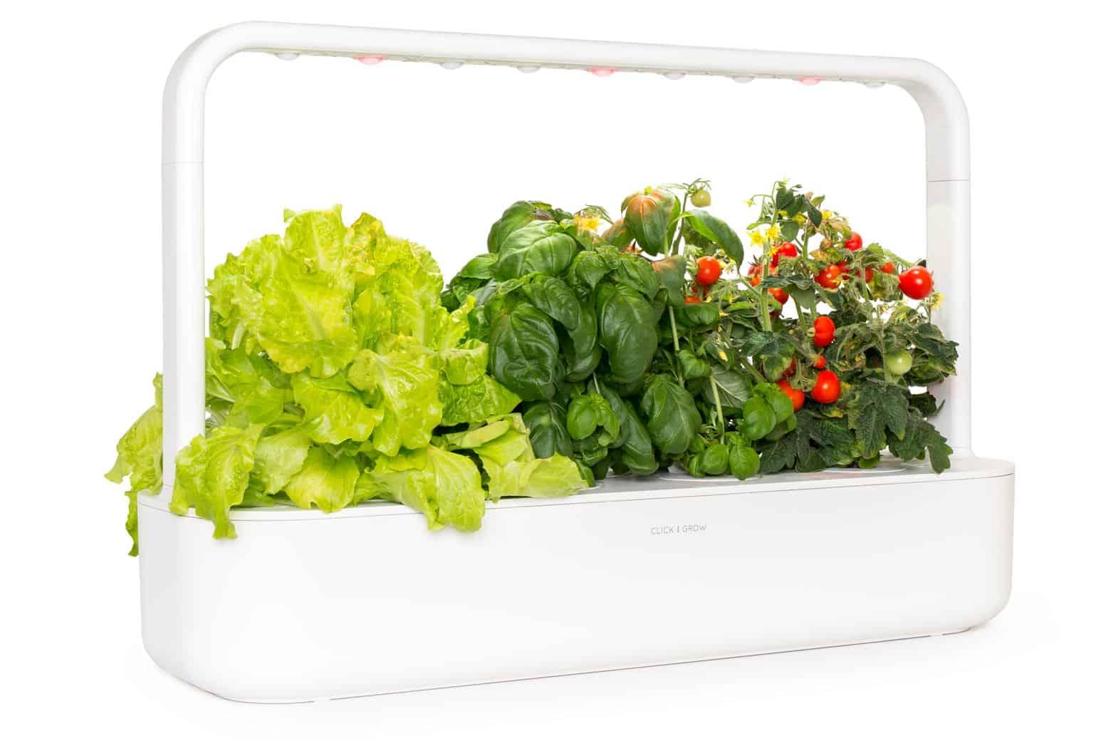 Smart planter box