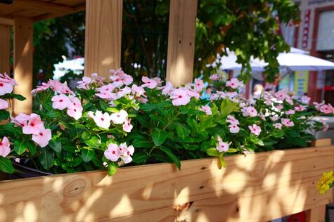 how to make a flower box