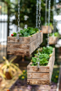 How to Build a Hanging Planter Box in 6 Steps 1