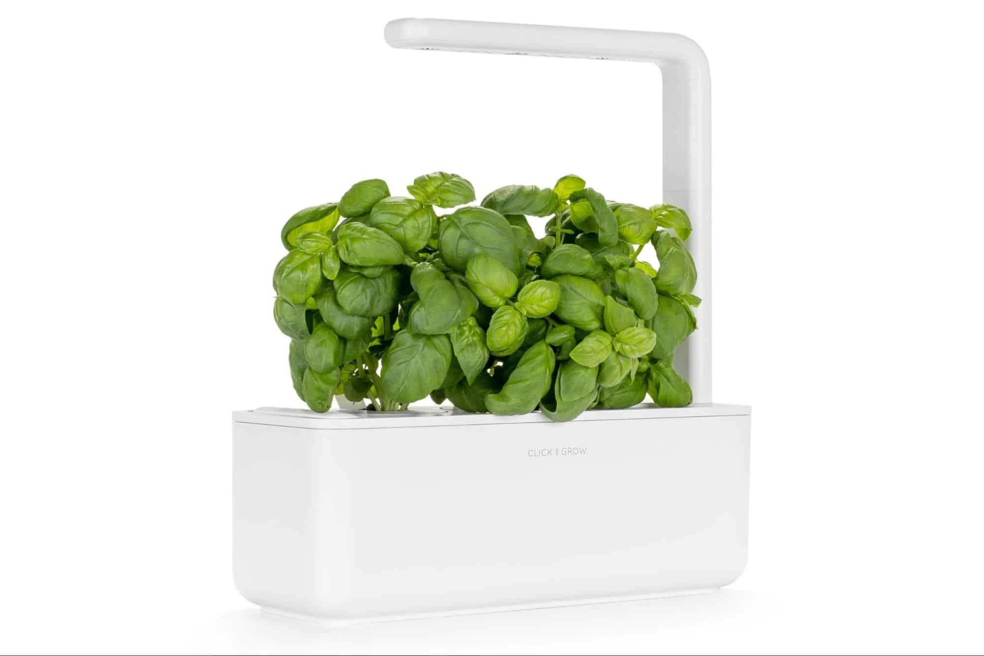 smart indoor herb planter box